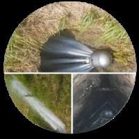Lavaggi ad alta pressione con Canal Jet