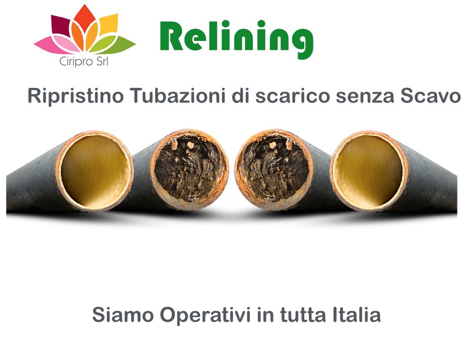 Relining Caserta