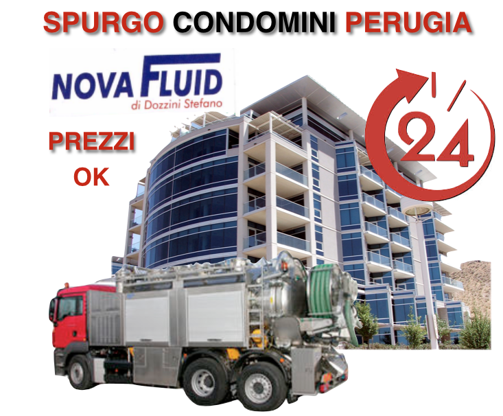 SPURGO CONDOMI PERUGIA