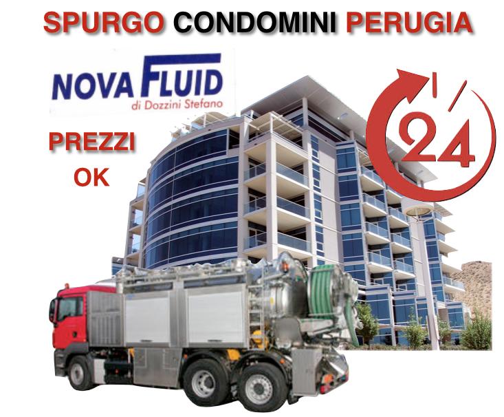 SPURGO CONDOMI PERUGIA