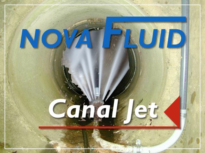 Lavaggio ad Alta pressione con Canal-Jet Perugia