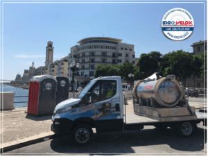 Idrovelox bagni mobili bagni chimici di ottima qualità moduli