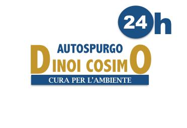 AUTOSPURGO FOGNATURE TARANTO - FOSSE BIOLOGICHE TARANTO - DINOI COSIMO
