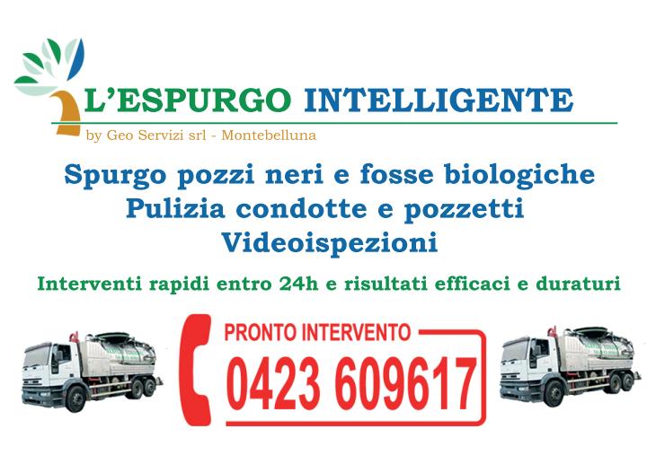 Autospurgo - Fognature - Montebelluna Treviso e provincia