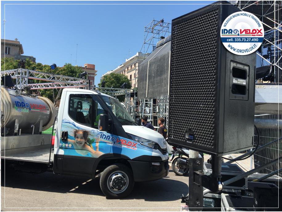 Noleggio Bagni Chimici Mobili anche per disabili a Saronno