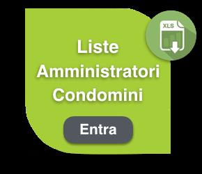 Liste amministratori Condominiali