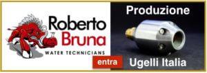 Produzione Ugelli Canal-Jet Italia