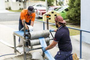 Prezzi riparazione tubo a metro
